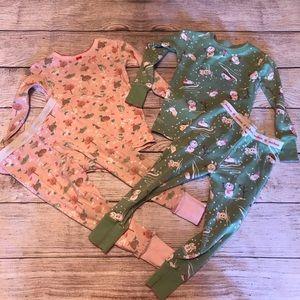 OshKosh set of 2 pajamas